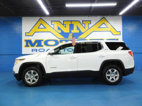 2018 GMC Acadia for sale at ANNA MOTORS, INC. in Detroit MI