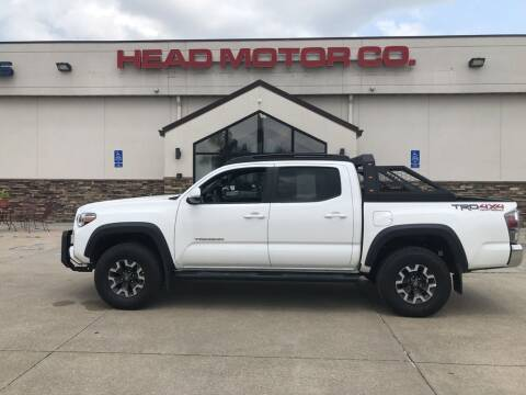 2021 Toyota Tacoma for sale at Head Motor Company - Head Indian Motorcycle in Columbia MO