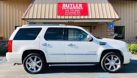 2011 Cadillac Escalade Hybrid for sale at Butler Enterprises in Savannah GA
