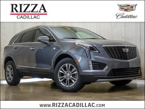 2021 Cadillac XT5 for sale at Rizza Buick GMC Cadillac in Tinley Park IL