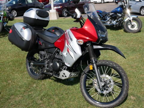 2012 Kawasaki KLR650 for sale at Rydell Auto Outlet in Mounds View MN