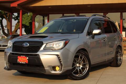 2014 Subaru Forester for sale at ALIC MOTORS in Boise ID