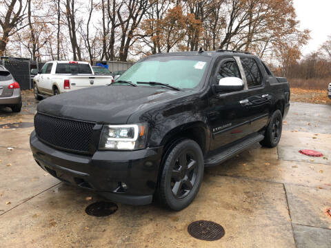 2007 Chevrolet Avalanche for sale at Barga Motors in Tewksbury MA