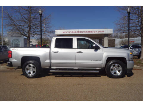 2016 Chevrolet Silverado 1500 for sale at BLACKBURN MOTOR CO in Vicksburg MS