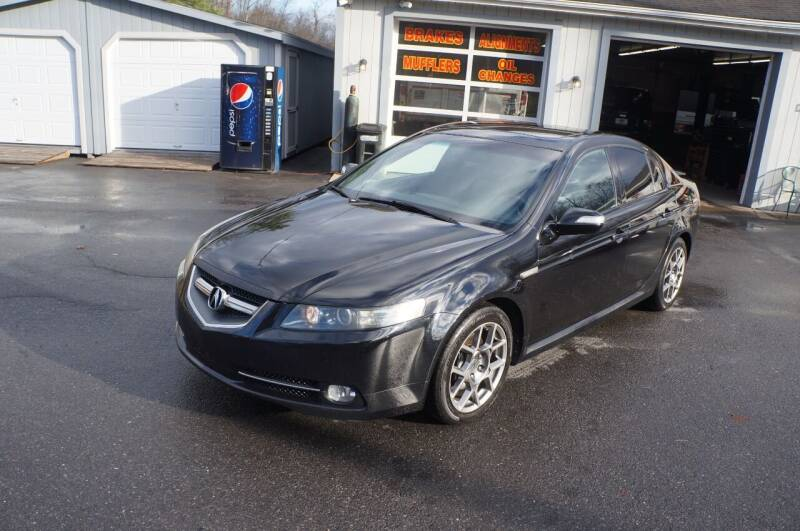 2008 Acura TL for sale at Autos By Joseph Inc in Highland NY