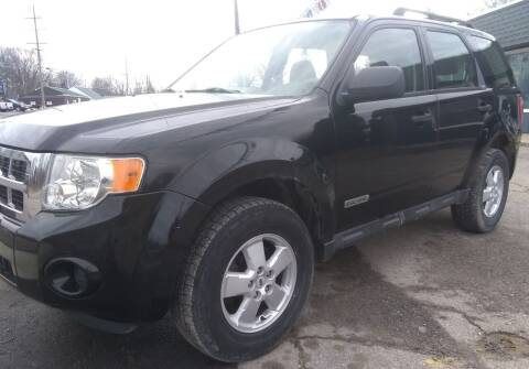 2008 Ford Escape for sale at Heely's Autos in Lexington MI