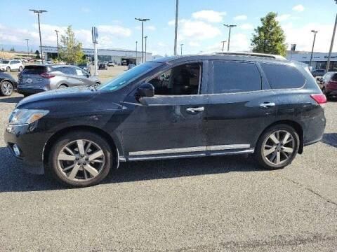 2014 Nissan Pathfinder for sale at Karmart in Burlington WA