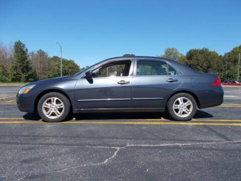 2006 Honda Accord for sale at A & P Automotive in Montgomery AL