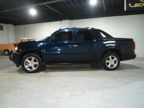 2007 Chevrolet Avalanche for sale at Ohio Motor Cars in Parma OH