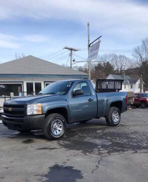 2011 Chevrolet Silverado 1500 for sale at WXM Auto in Cortland NY