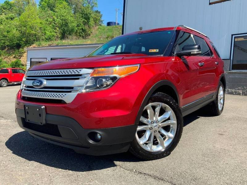 2013 Ford Explorer for sale at Bailey's Pre-Owned Autos in Anmoore WV