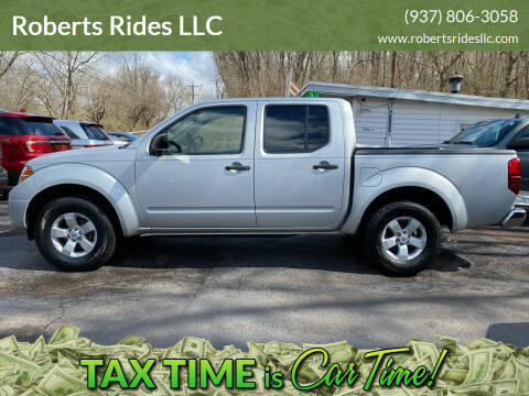 2013 Nissan Frontier for sale at Roberts Rides LLC in Franklin OH