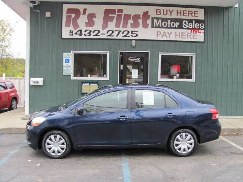2007 Toyota Yaris for sale at R's First Motor Sales Inc in Cambridge OH