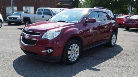 2011 Chevrolet Equinox for sale at Just In Time Auto in Endicott NY