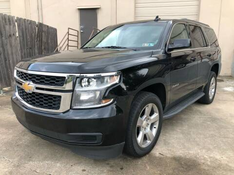 2016 Chevrolet Tahoe for sale at The Auto & Marine Gallery of Houston in Houston TX