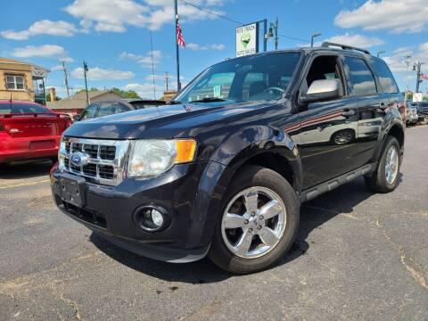 2011 Ford Escape for sale at Rite Track Auto Sales in Detroit MI
