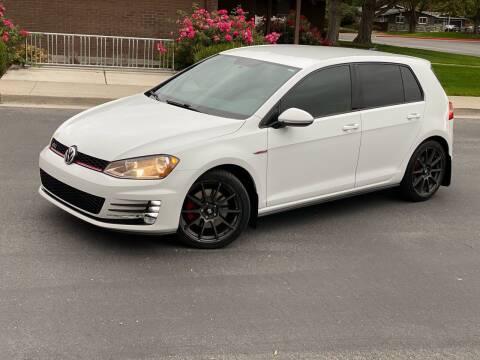 2016 Volkswagen Golf GTI for sale at ALIC MOTORS in Boise ID