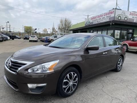 2015 Nissan Altima for sale at Joliet Auto Center in Joliet IL