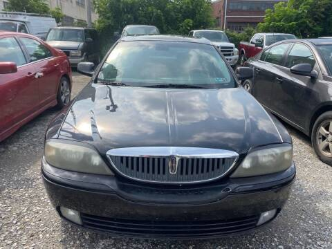 2003 Lincoln LS for sale at Philadelphia Public Auto Auction in Philadelphia PA
