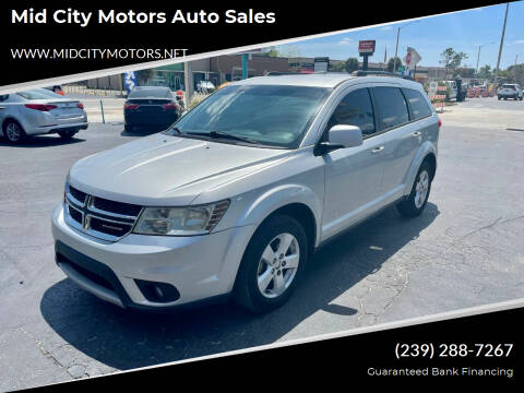 2012 Dodge Journey for sale at Mid City Motors Auto Sales in Fort Myers FL