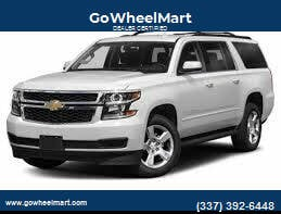 2015 Chevrolet Suburban for sale at GOWHEELMART in Available In LA
