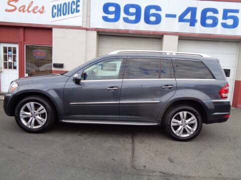 2010 Mercedes-Benz GL-Class for sale at Best Choice Auto Sales Inc in New Bedford MA