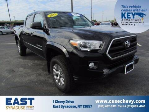 2017 Toyota Tacoma for sale at East Syracuse Performance Sales & Service in Syracuse NY