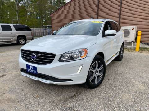 2014 Volvo XC60 for sale at Hornes Auto Sales LLC in Epping NH