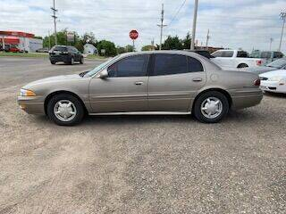 2000 Buick LeSabre for sale at J & S Auto in Downs KS