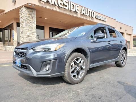2018 Subaru Crosstrek for sale at Lakeside Auto Brokers in Colorado Springs CO
