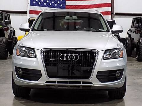 2009 Audi Q5 for sale at Texas Motor Sport in Houston TX