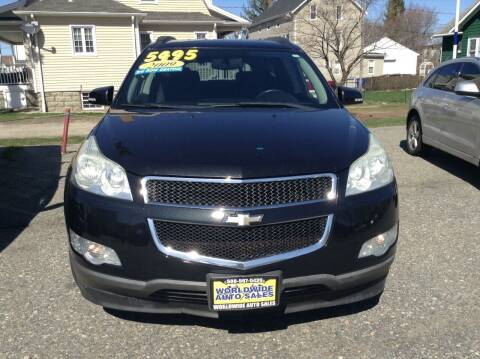 2009 Chevrolet Traverse for sale at Worldwide Auto Sales in Fall River MA