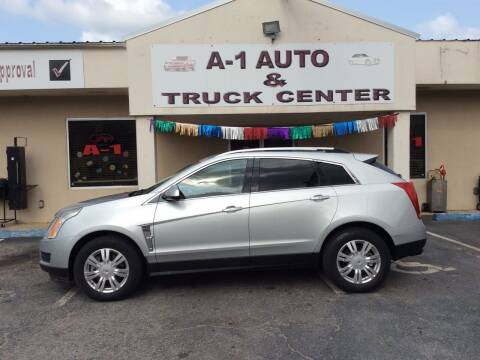 2011 Cadillac SRX for sale at A-1 AUTO AND TRUCK CENTER in Memphis TN