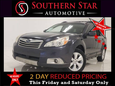 2011 Subaru Outback for sale at Southern Star Automotive, Inc. in Duluth GA