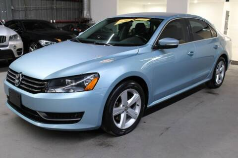 2013 Volkswagen Passat for sale at ESPI Motors in Houston TX