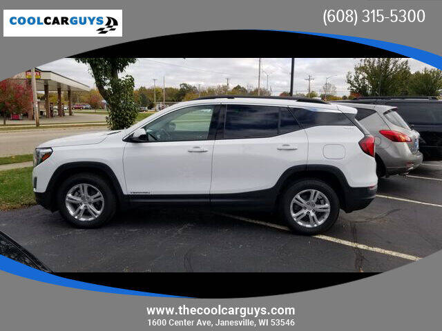 2018 GMC Terrain for sale at Cool Car Guys in Janesville WI