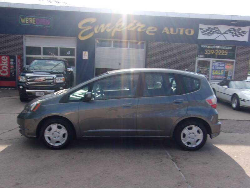 2013 Honda Fit for sale at Empire Auto Sales in Sioux Falls SD