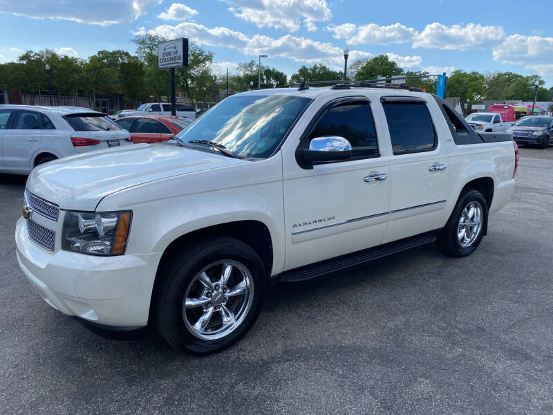 2010 Chevrolet Avalanche for sale at BWK of Columbia in Columbia SC