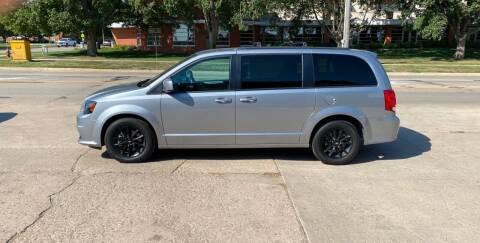 2019 Dodge Grand Caravan for sale at Mulder Auto Tire and Lube in Orange City IA