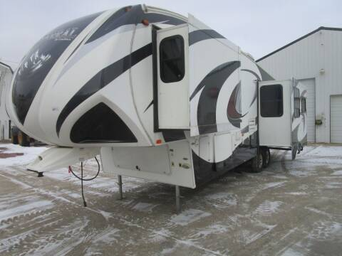 2012 Coachmen Chaparral for sale at DK Auto in Centerville SD