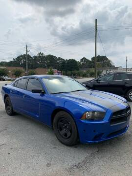 2013 Dodge Charger for sale at ATLANTA AUTO WAY in Duluth GA