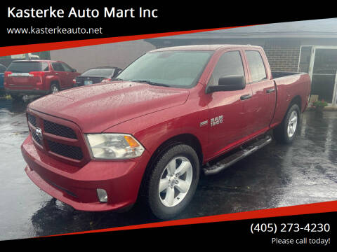 2014 RAM Ram Pickup 1500 for sale at Kasterke Auto Mart Inc in Shawnee OK