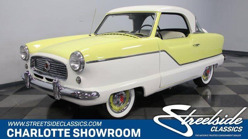 1957 Nash Metropolitan for sale in Concord, NC