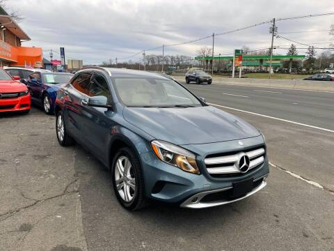 2015 Mercedes-Benz GLA for sale at Bloomingdale Auto Group - The Car House in Butler NJ