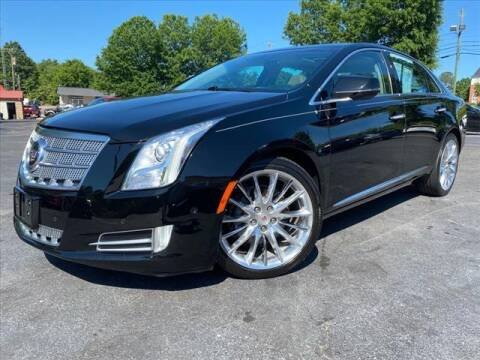 2014 Cadillac XTS for sale at iDeal Auto in Raleigh NC