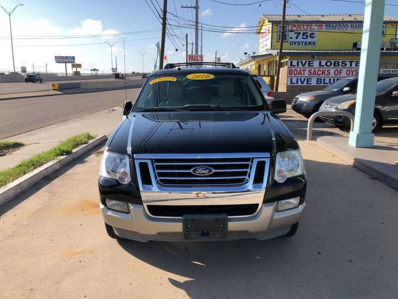 2010 Ford Explorer for sale at Max Motors in Corpus Christi TX