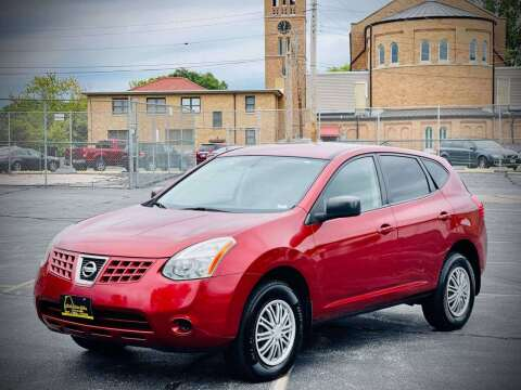 2009 Nissan Rogue for sale at ARCH AUTO SALES in Saint Louis MO
