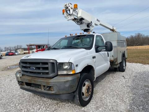 2002 Ford F-450 Super Duty for sale at Champion Motorcars in Springdale AR