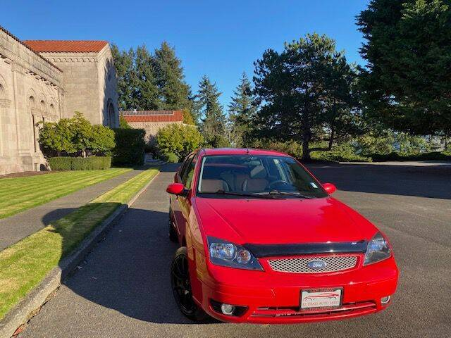 2005 Ford Focus for sale at EZ Deals Auto in Seattle WA