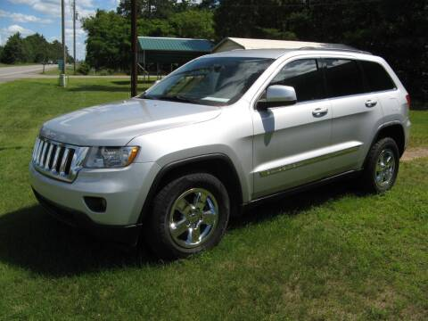 2011 Jeep Grand Cherokee for sale at Champines House Of Wheels in Kronenwetter WI
